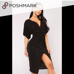 Midi Dress from Fashion Nova